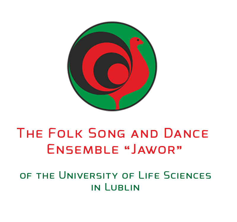 "The Folk Song and Dance Ensemble ""Jawor""  of the University of Life Sciences in Lublin"